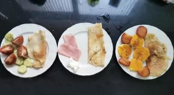 tipos de tortitas
